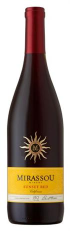 Mirassou Winery Sunset Red
